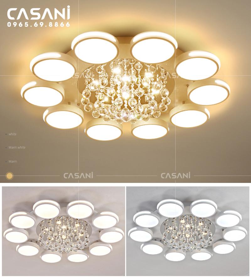 Đèn mâm hiện đại CMH8802-8