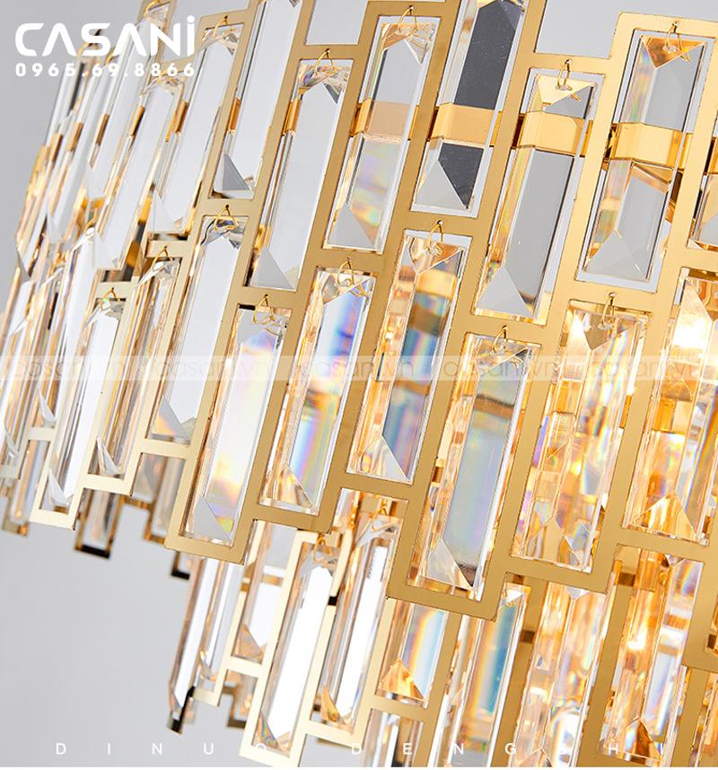 Đèn chùm thả hiện đại CCT-1470-600