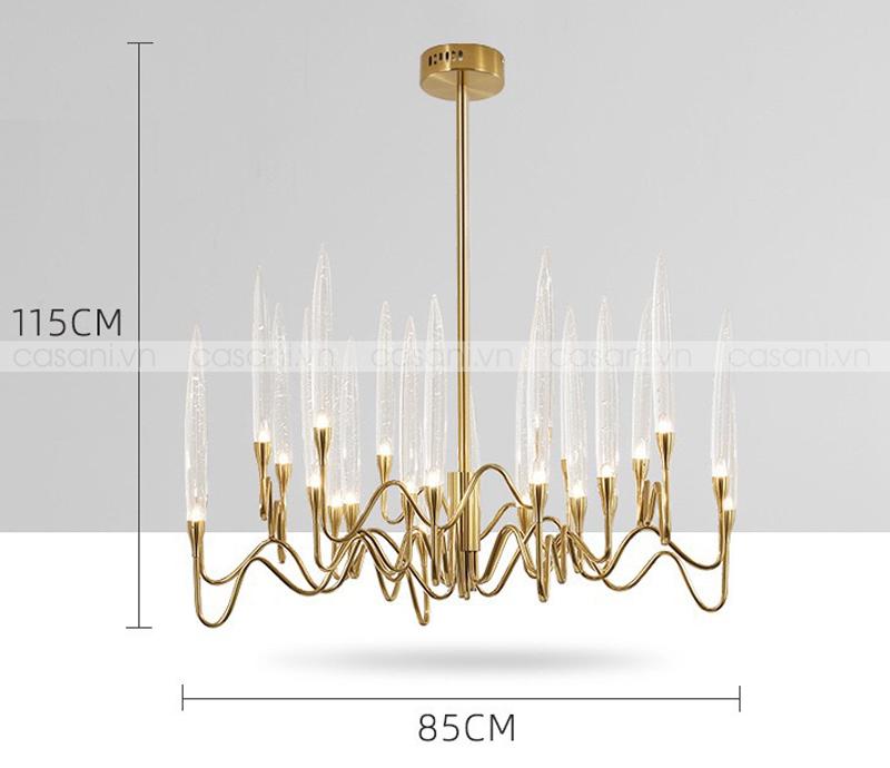 Đèn chùm hiện đại CCH-1393