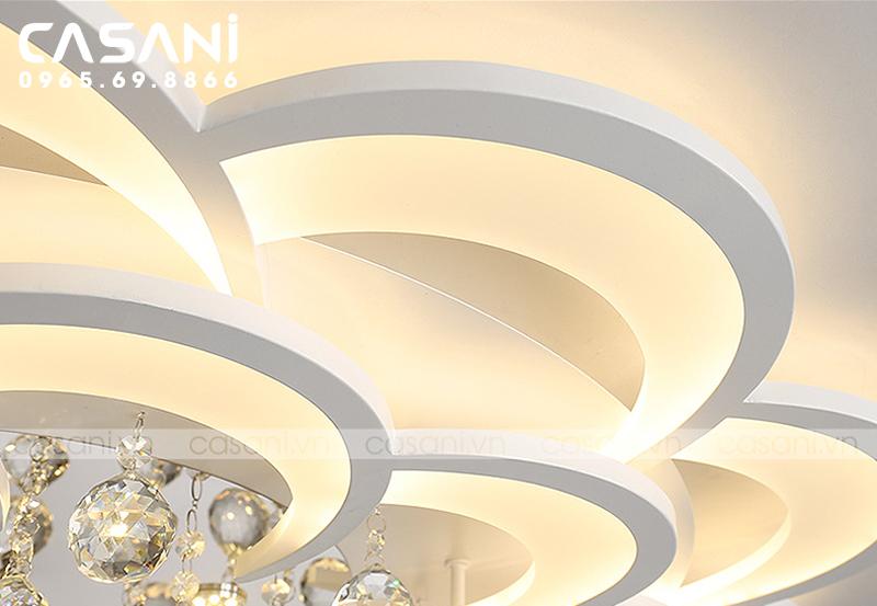 Đèn mâm hiện đại CMH6811-10