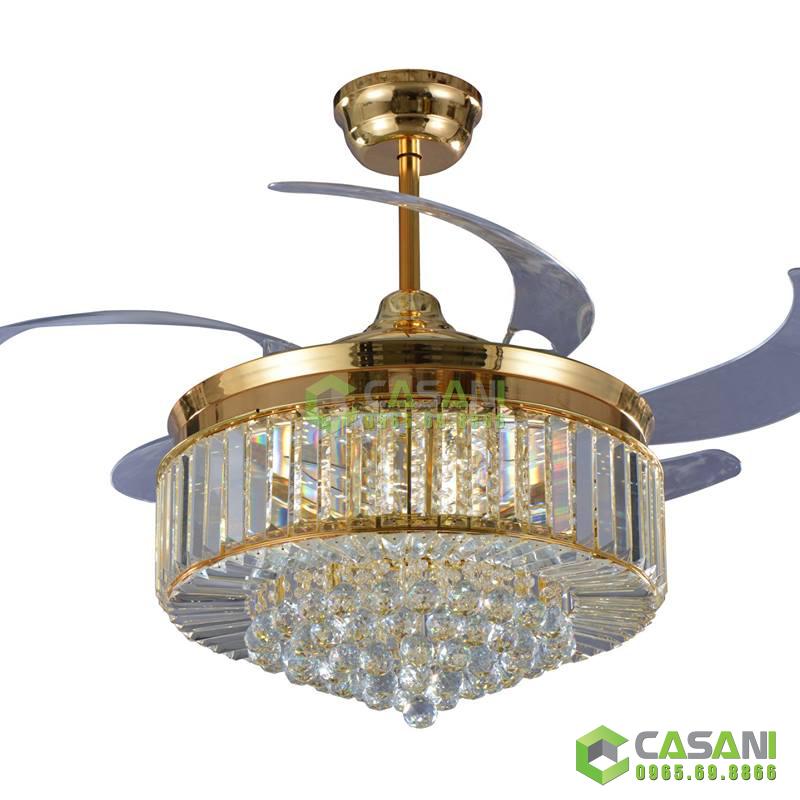 Quạt trần đèn CQ8181 đẹp