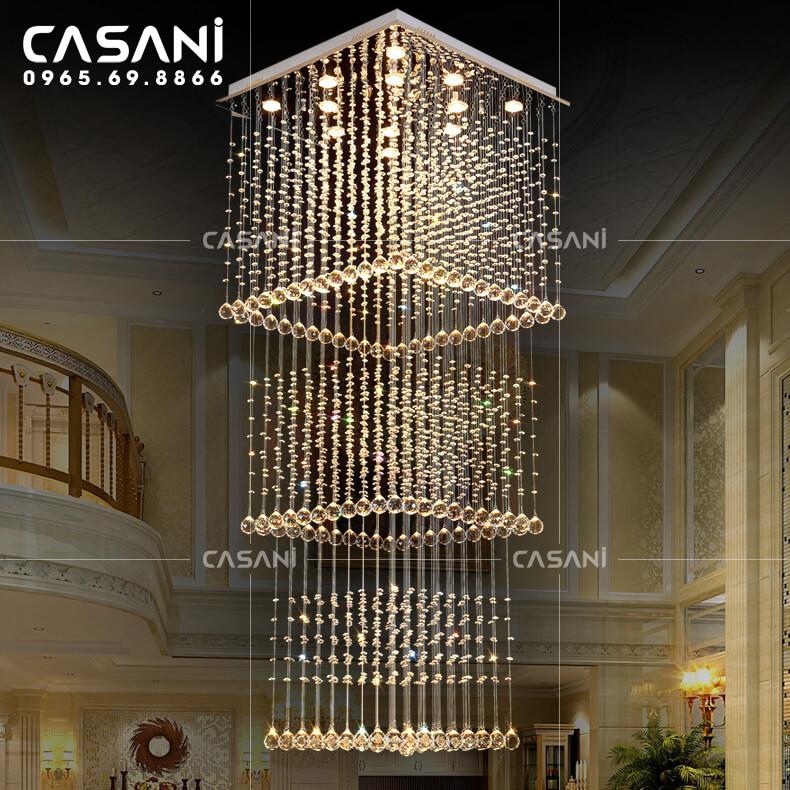 Top 4 mẫu đèn trang trí nhà hàng hiện đại đẹp mê mẩn