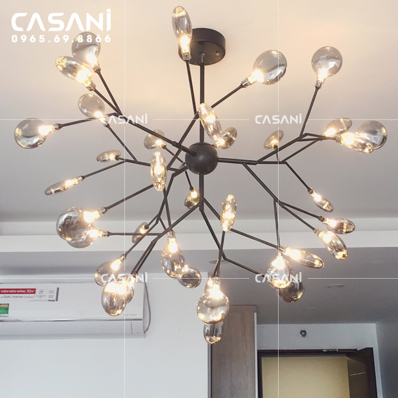 Những sai lầm thường gặp khi chọn đèn trang trí phòng ăn