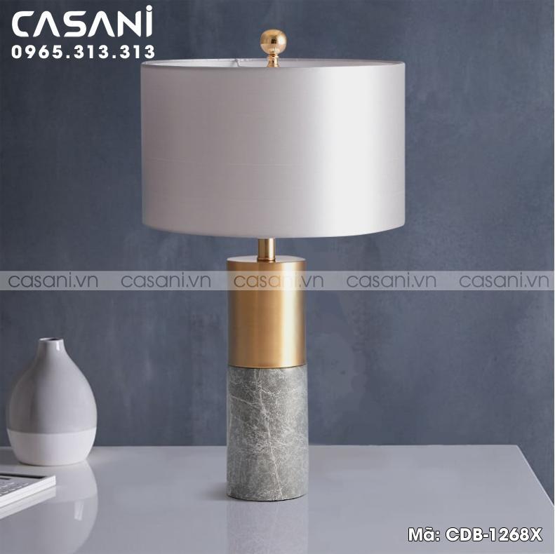 Kinh nghiệm chọn lựa đèn bàn trang trí đẹp cho phòng khách