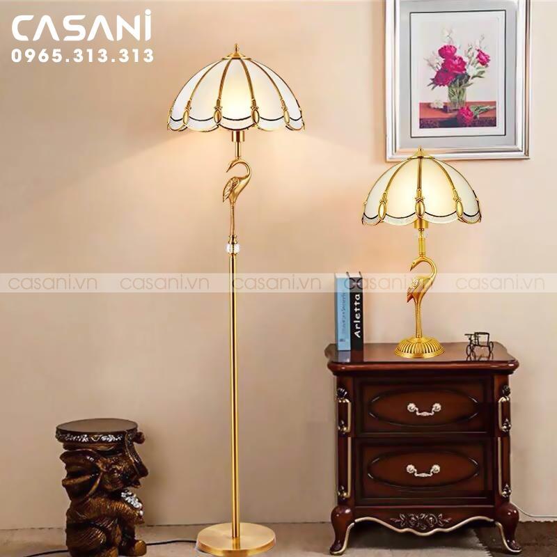Điểm danh những mẫu đèn trang trí phù hợp cho không gian cổ điển