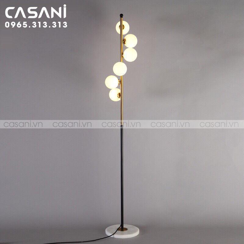 Chọn đèn cây trang trí cho phòng làm việc như thế nào?