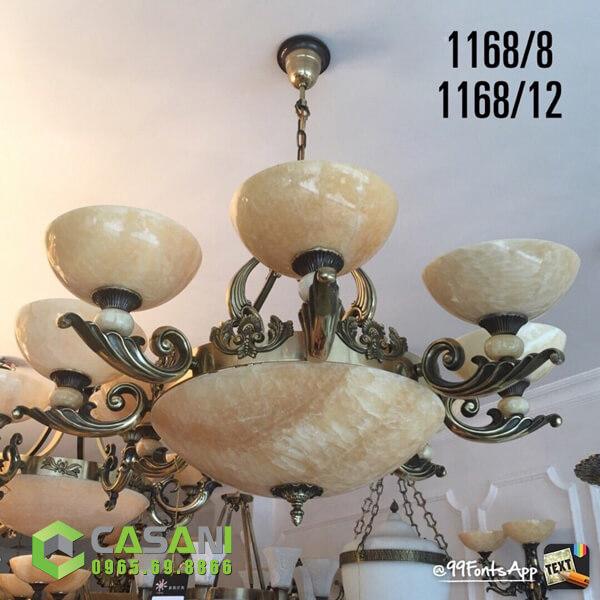 Đèn Chùm Đồng CCD-1168-8