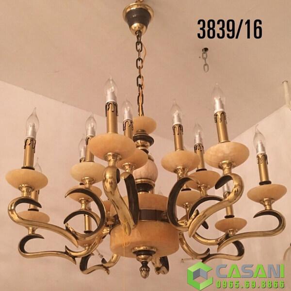 Đèn Chùm Đồng CCD-3839-16