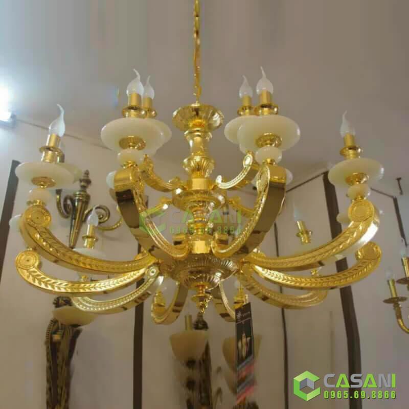 Đèn Chùm Đồng CCD-7013-15