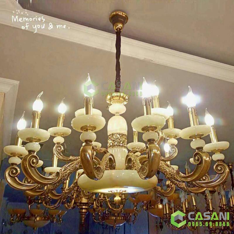 Đèn Chùm Đồng CCD-7020-18