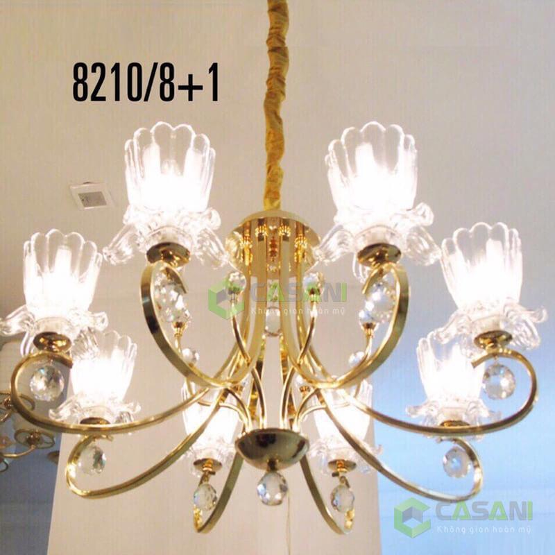 Đèn Chùm Đồng CCD-8210-8