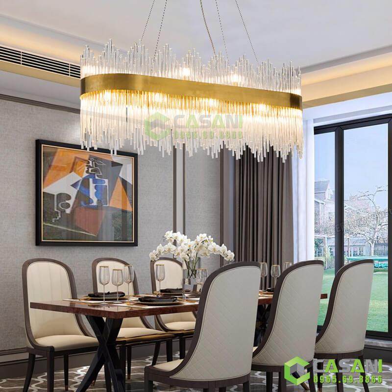 Bỏ túi kinh nghiệm chọn mua đèn led trang trí cho từng căn phòng