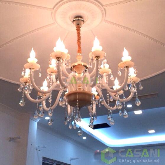 Đèn Chùm Pha Lê CCP-306-15
