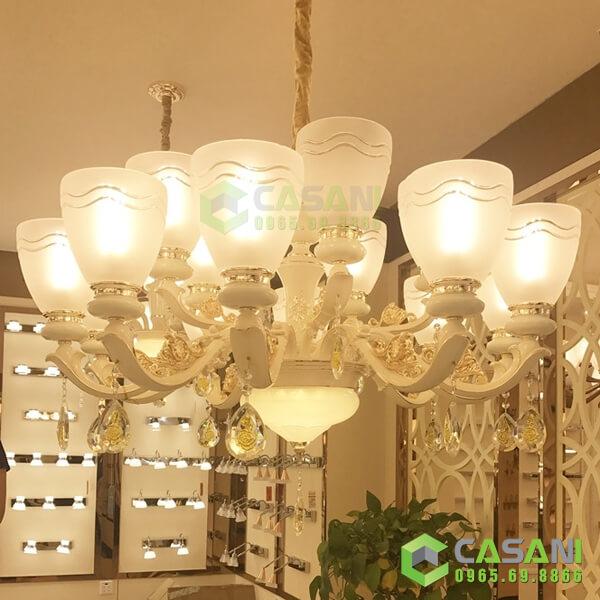 Đèn Chùm Pha Lê CCP-7186-15