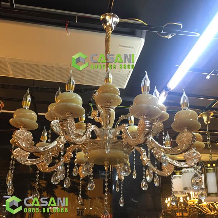 Đèn Chùm Pha Lê CCP-8238-15