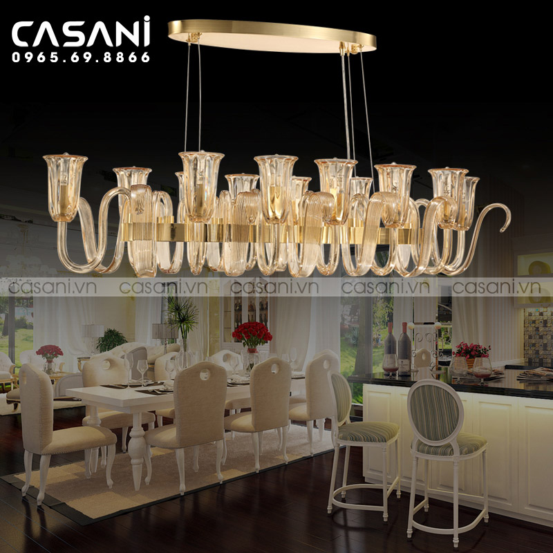 Bật mí cách chọn đèn led trang trí cho không gian gia đình