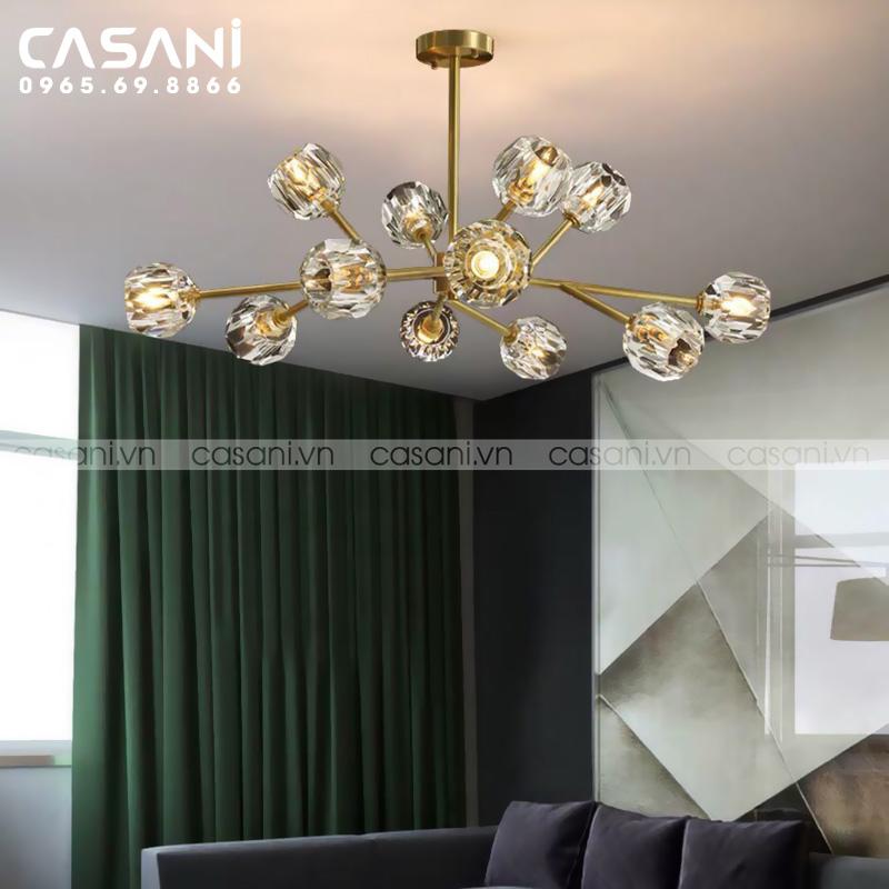 4 mẫu thiết kế căn hộ penthouse đẹp mê hồn