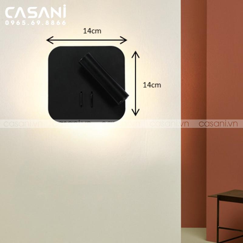 Casani - nhà phân phối đèn treo tường hiện đại độc nhất tại Hà Nội