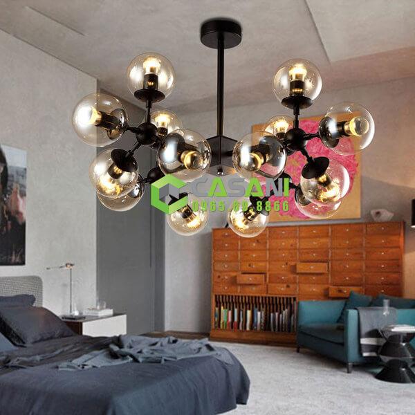 Top 6 đèn phòng ngủ hiện đại được yêu thích nhất