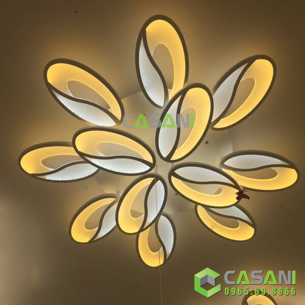 Đèn mâm hiện đại CMH-7118-12