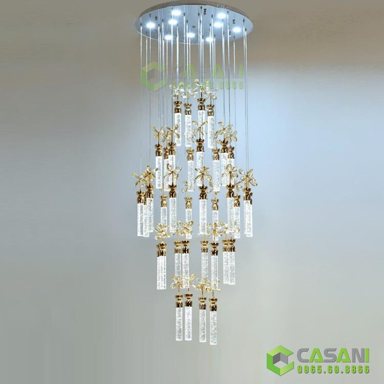 Gợi ý 5 mẫu đèn mâm phù hợp cho không gian phòng khách