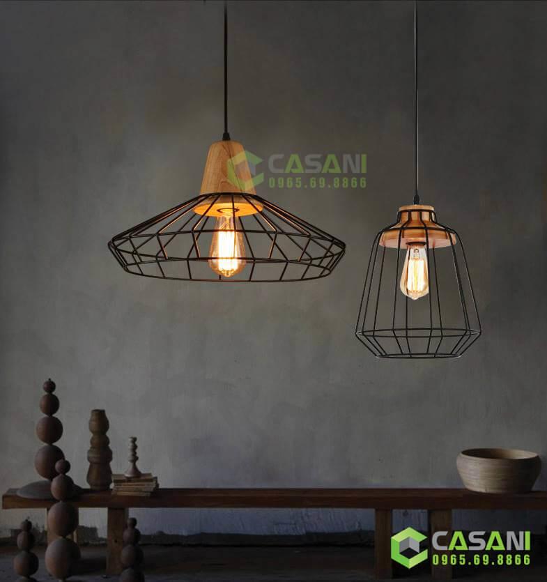 Những nguyên tắc chọn đèn thả trần cho phòng khách
