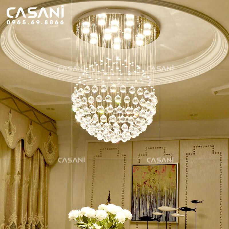 Tại sao nên ưu tiên lựa chọn đèn Led để trang trí trong khách sạn?