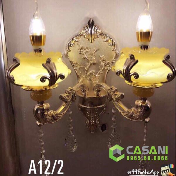Những phong cách thiết kế  đèn trang trí đèn tường hiện nay