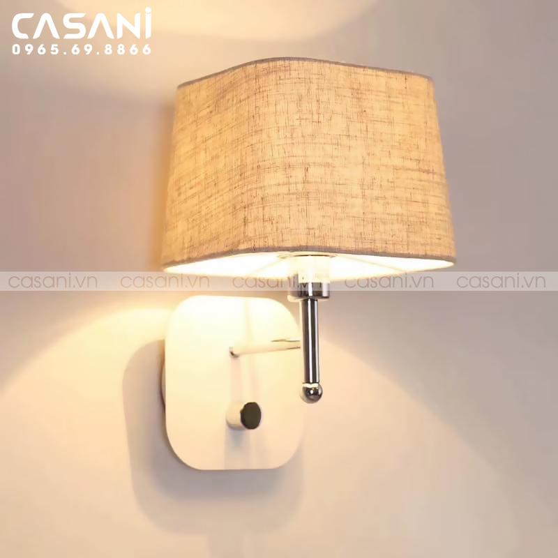 Chọn đèn ngủ treo tường cho phòng ngủ như thế nào?