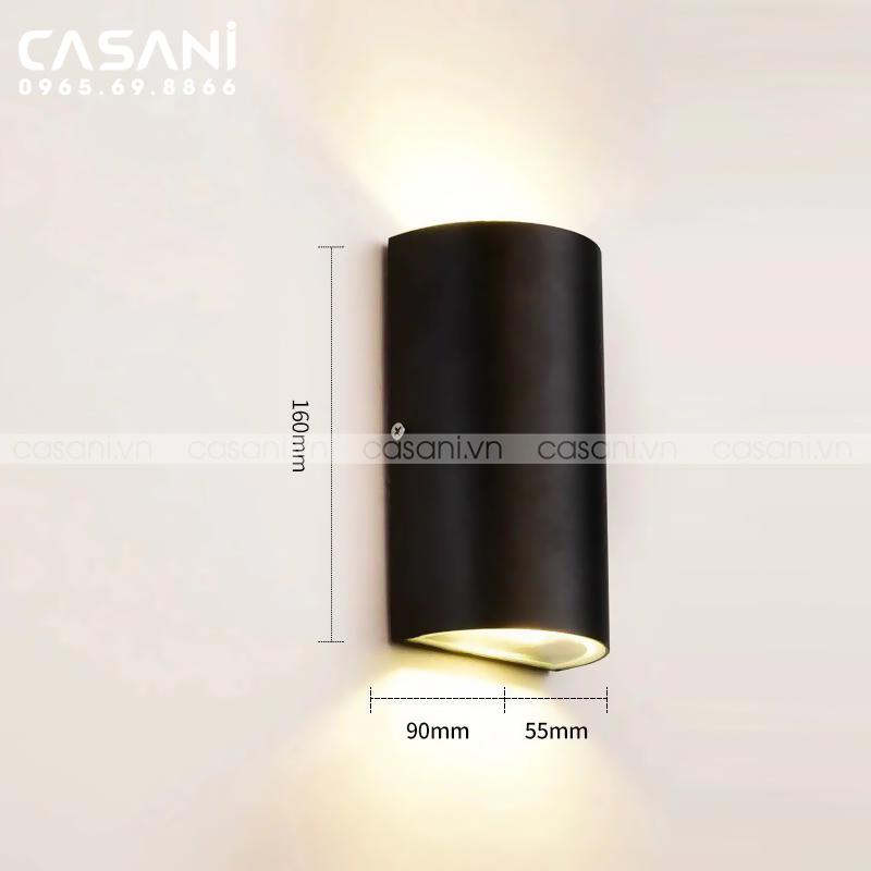 Mua đèn tường ngoài trời giá rẻ ở đâu?