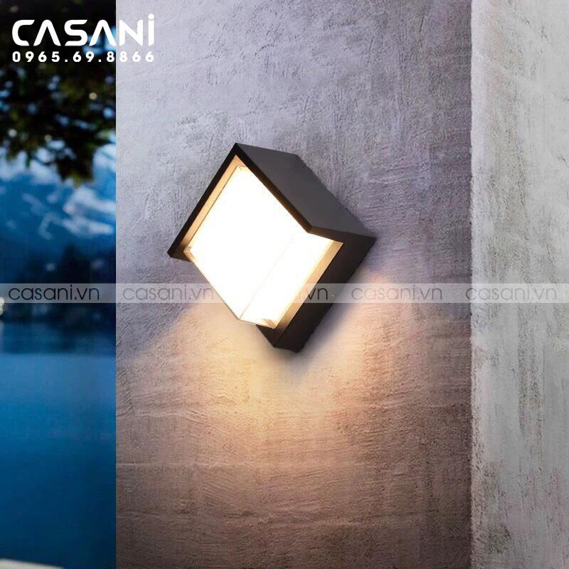 Cần lưu ý điều gì khi chọn đèn hắt gắn tường ngoài trời?