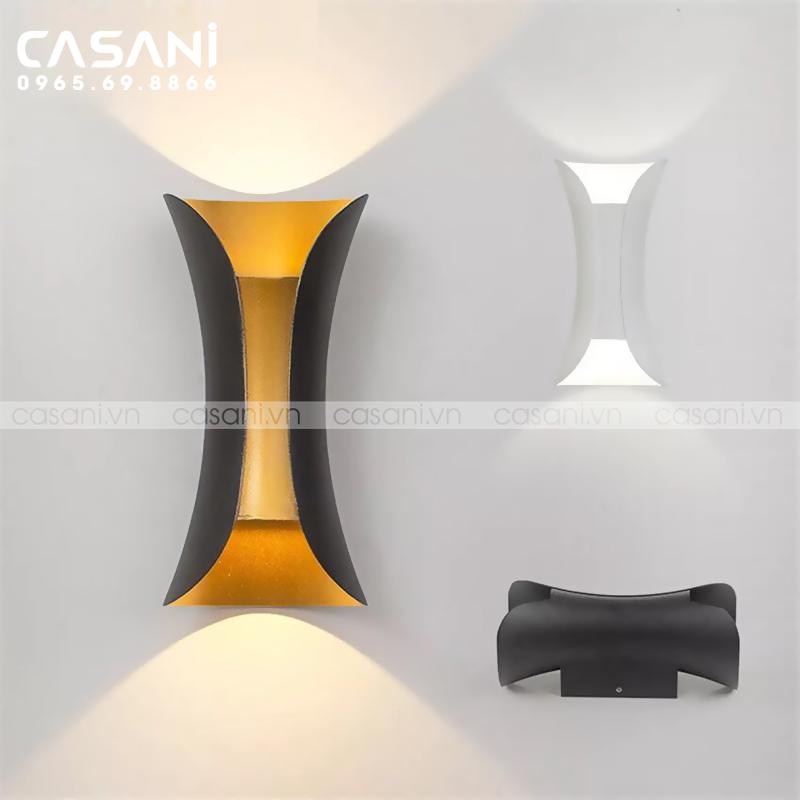 Điểm danh những mẫu đèn hắt tường hiện đại đẹp, nổi bật