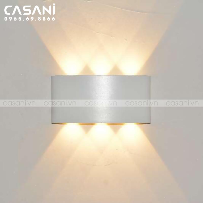 Cách chọn đèn hắt tường cho không gian phòng khách