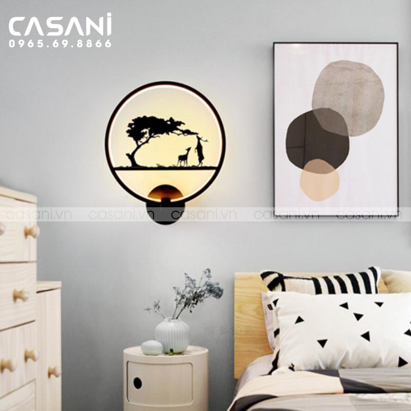 Gợi ý cách chọn đèn ngủ treo tường phù hợp